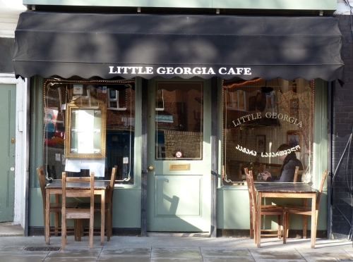 Little Georgia @ Goldsmiths Row
