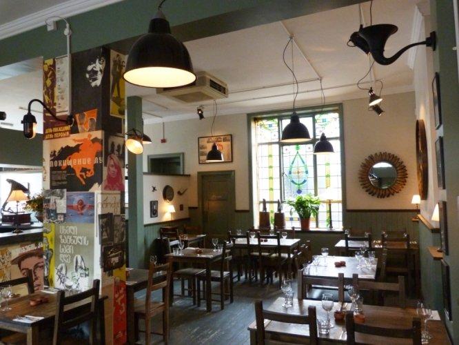 little-georgia-islington-angel-bar-stand-on-the-le